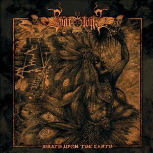 SVARTSYN (Swe) – 'Wrath Upon The Earth' CD Slipcase