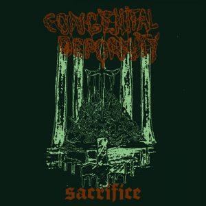 CONGENITAL DEFORMITY – 'Sacrifice' MCD