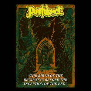 PUSTILENCE (Aus) - 'The Birth of the Beginning…' MCD