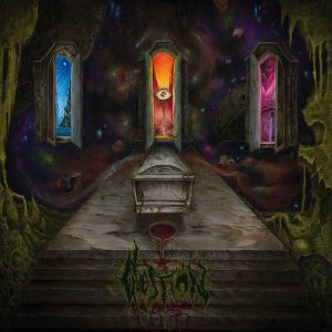 QUESTION (Mex) – 'Doomed Passages' CD