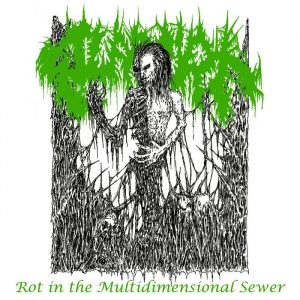 SOLARCRYPT (Cr) – 'Rot in the Multidimensional Sewer' MCD